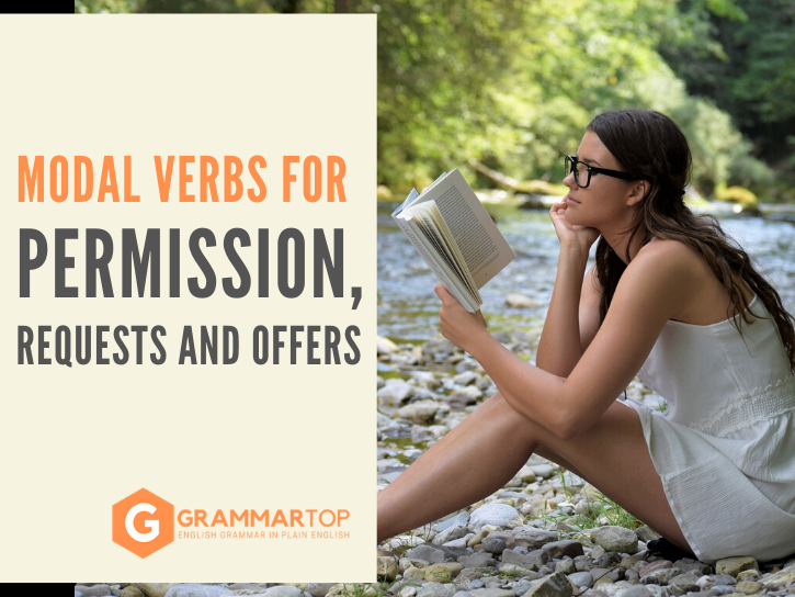 Modal Vers for Permission, Requests and Offers